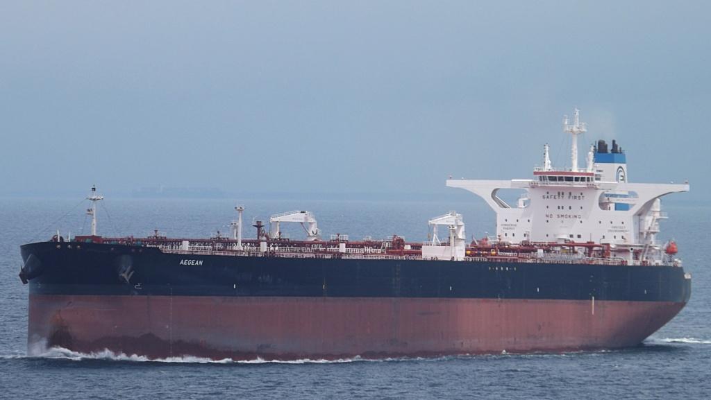 La flotte Euronav Aegean12