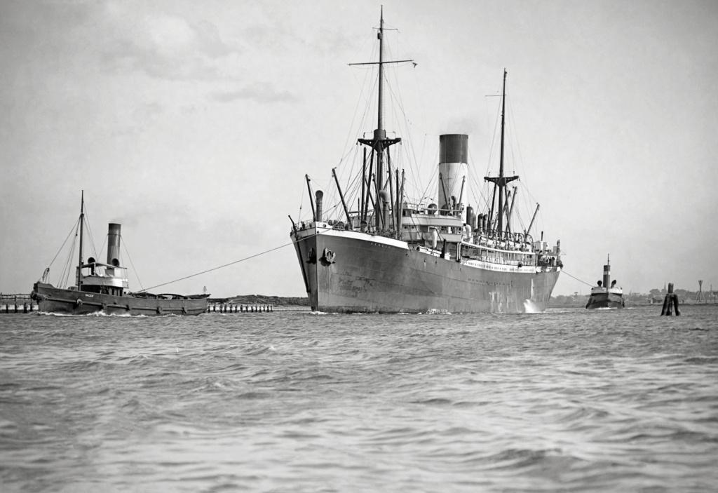 Photos General cargo avant 1940 (Plus 3000gt) 25 Aeneas10