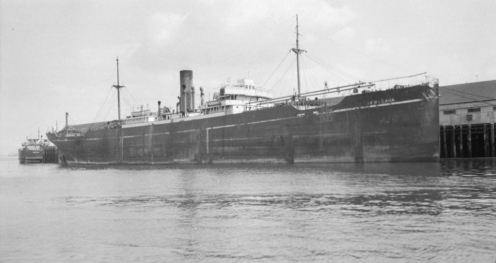 Photos General cargo avant 1940 (Plus 3000gt) 15 Africa10