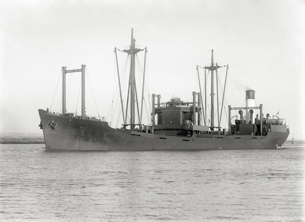 Photos General cargo avant 1940 (Plus 3000gt) 20 Age_im12