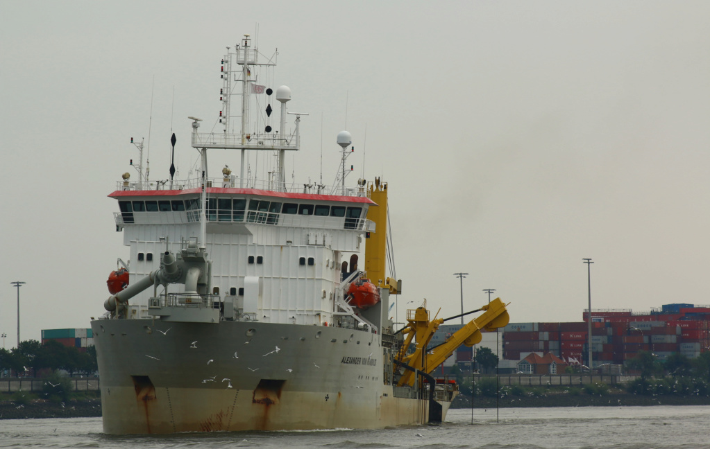 Photos de navires Luxembourgeois Armateur enregr Belgique A Alexan10
