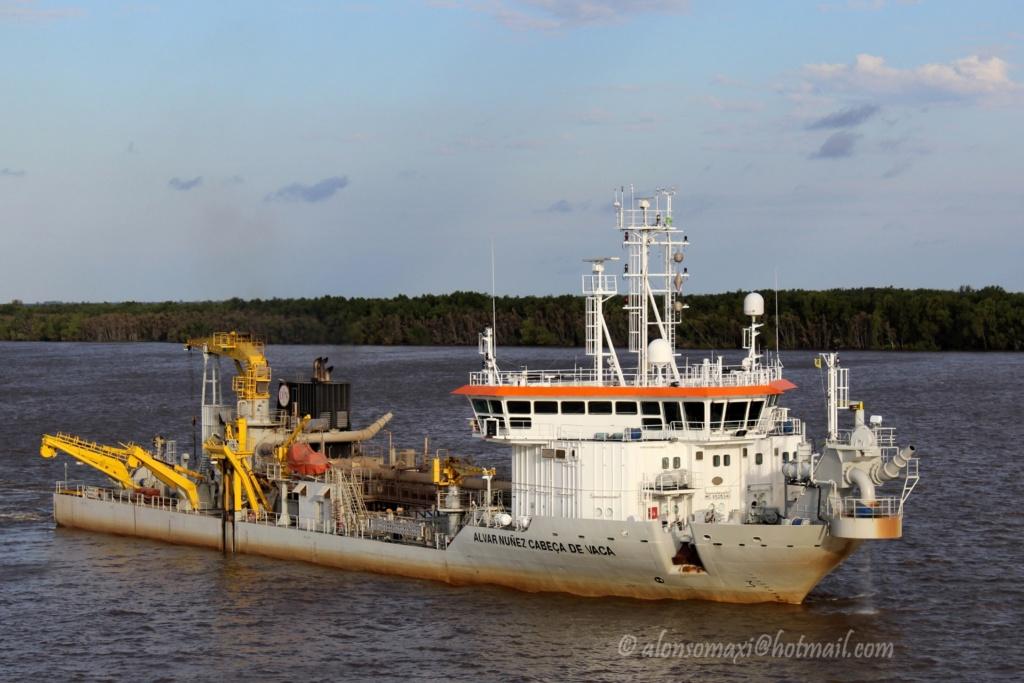 Photos de navires Luxembourgeois Armateur enregr Belgique A Alvar_10