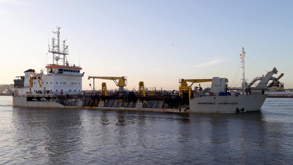 Photos de navires Luxembourgeois Armateur enregr Belgique A Amerig10