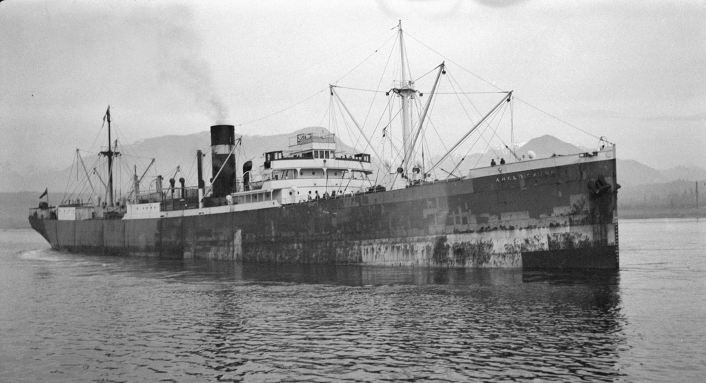 Photos General cargo avant 1940 (Plus 3000gt) 19 Anglo_12