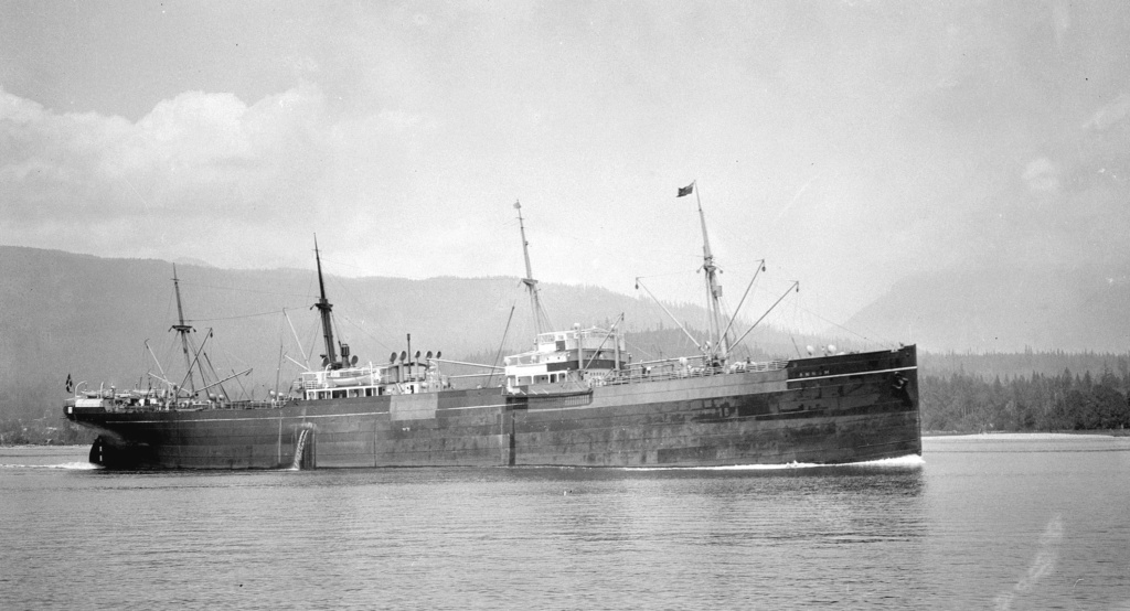 Photos General cargo avant 1940 (Plus 3000gt) 13 Annam10