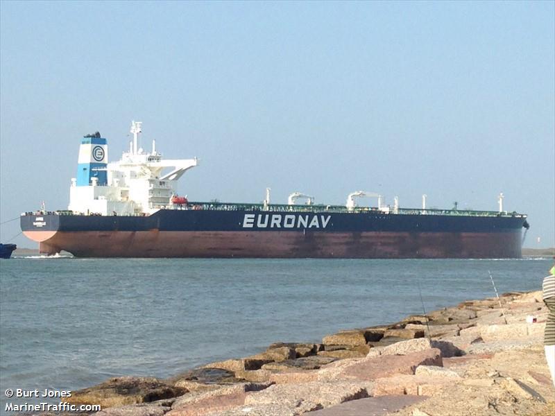 La flotte Euronav Anne10