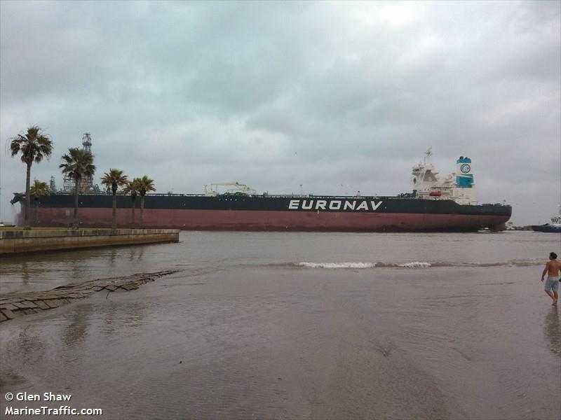 La flotte Euronav Anne210