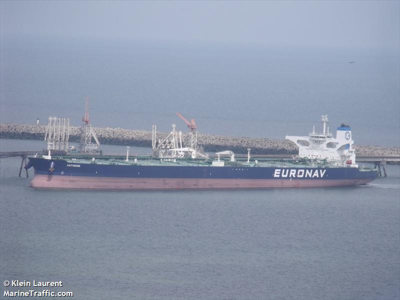 La flotte Euronav Antigo11