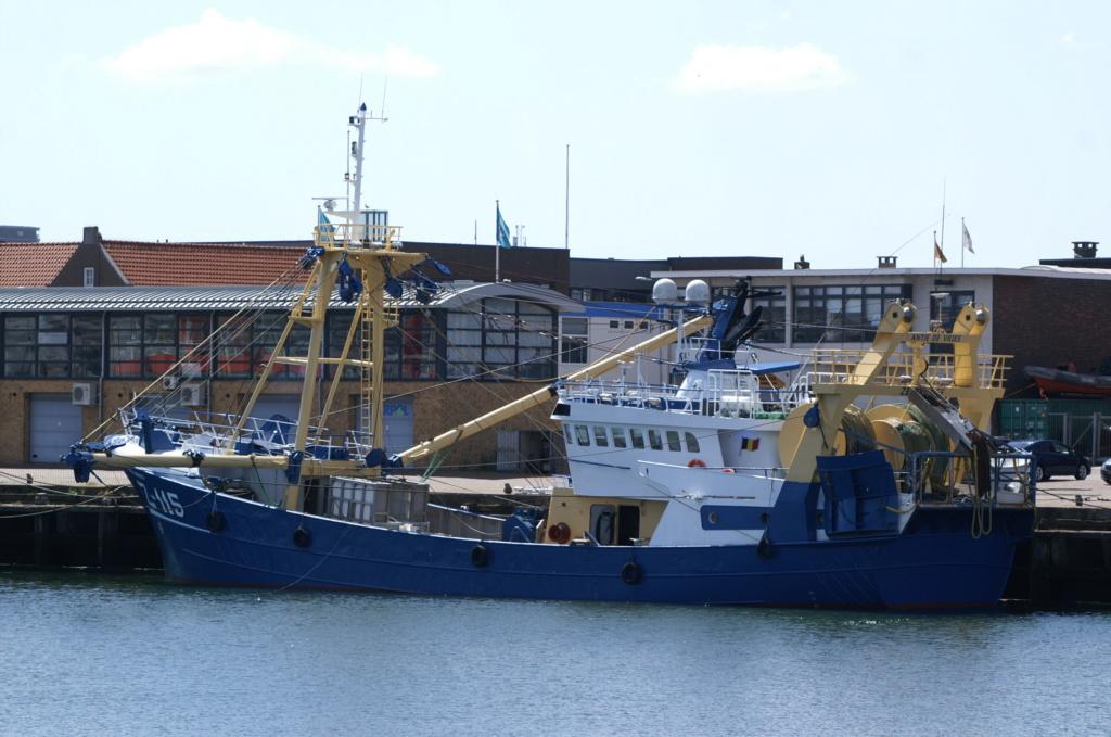 Photos des Navires Belge de la marchande,Fluviale et Pêche 1 Antje_10