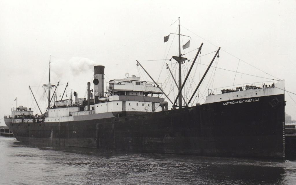 Photos General cargo avant 1940 (Plus 3000gt) 20 Antoni11