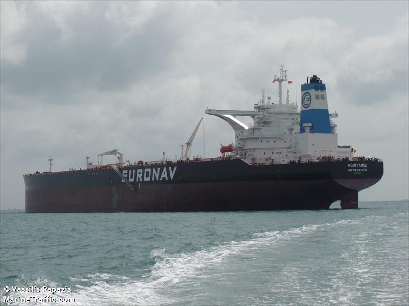 La flotte Euronav Aquita13