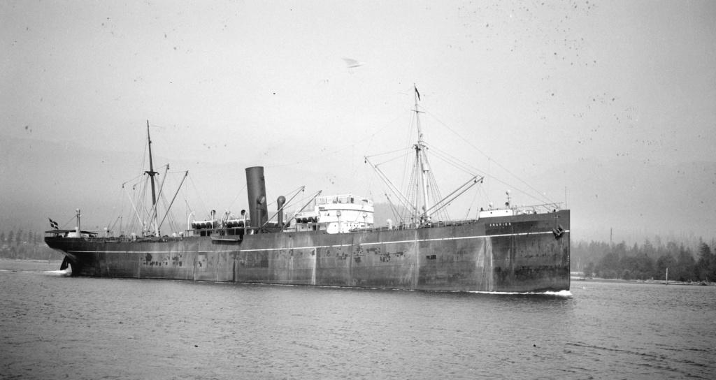 Photos General cargo avant 1940 (Plus 3000gt) 13 Arabie11