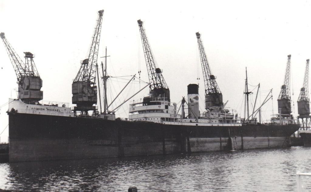 Photos General cargo avant 1940 (Plus 3000gt) 20 Archon10