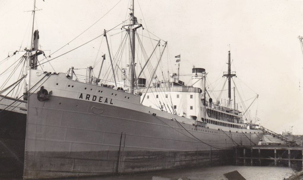 Photos General cargo avant 1940 (Plus 3000gt) 8 Ardeal10