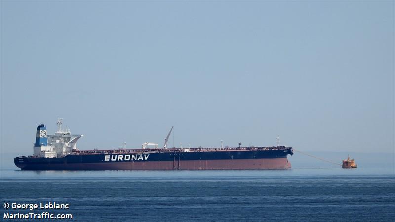 La flotte Euronav Ardech12
