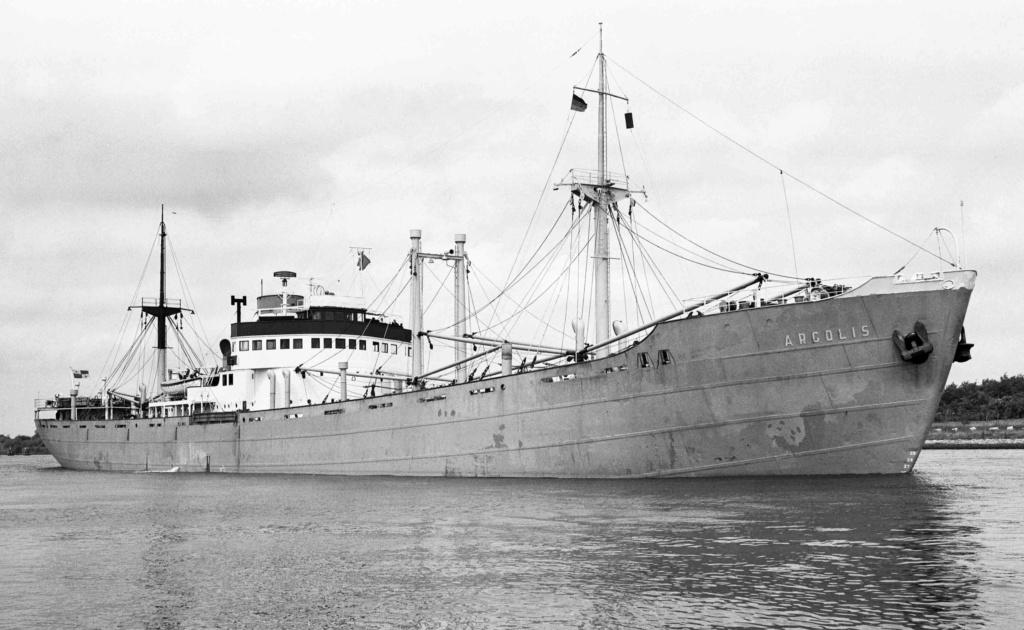 Photos General cargo avant 1940 (Plus 3000gt) 4 Argoli10