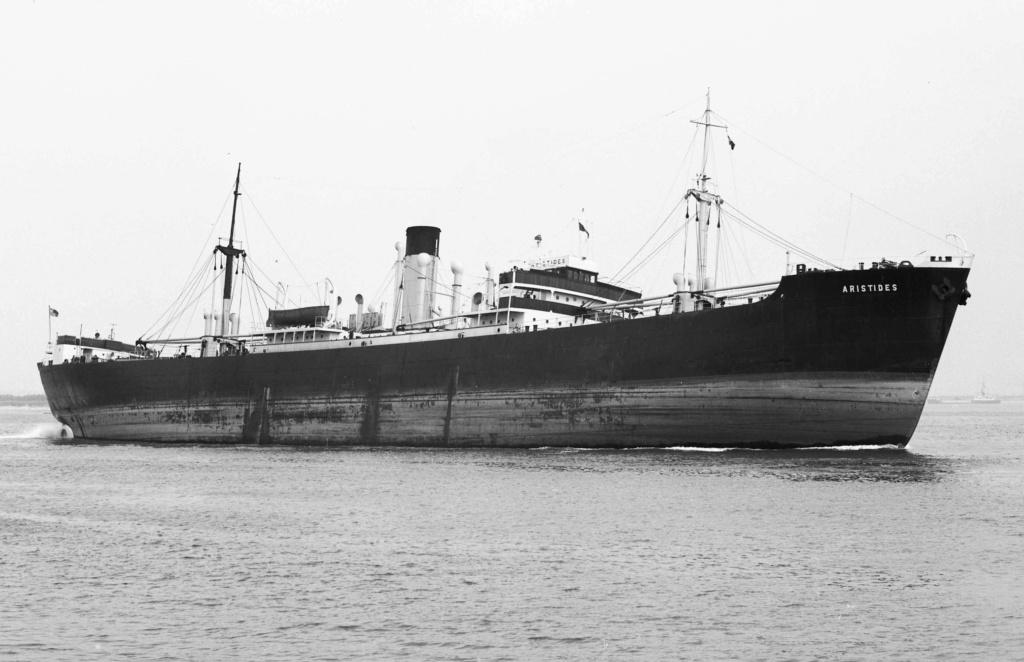 Photos General cargo avant 1940 (Plus 3000gt) 4 Aristi10