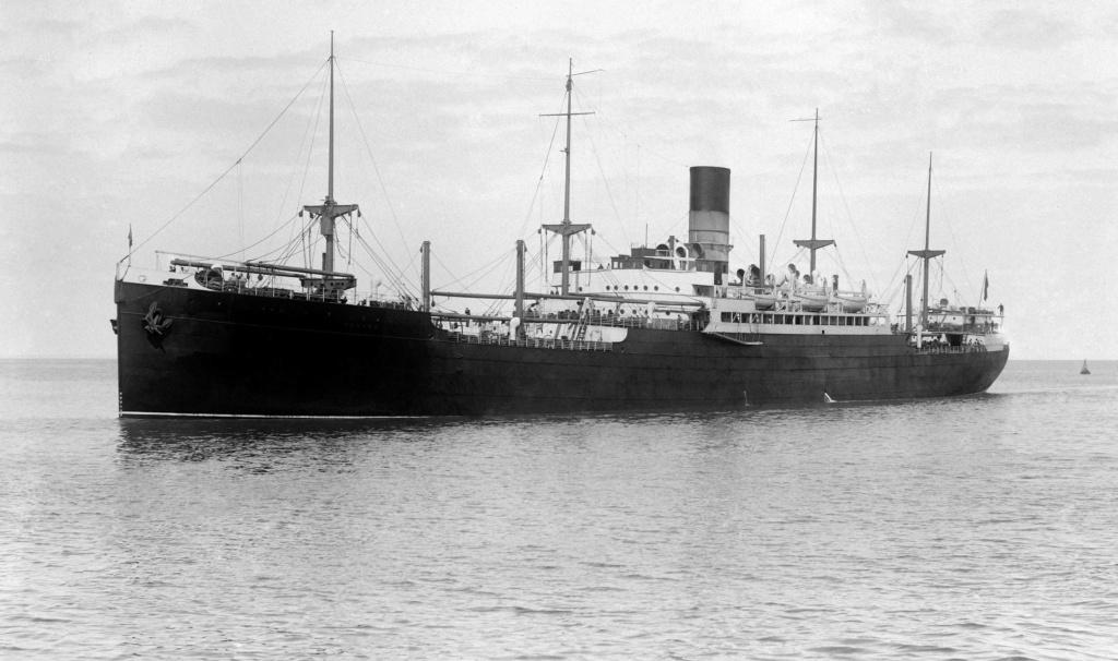 Photos General cargo avant 1940 (Plus 3000gt) 15 Armagh10