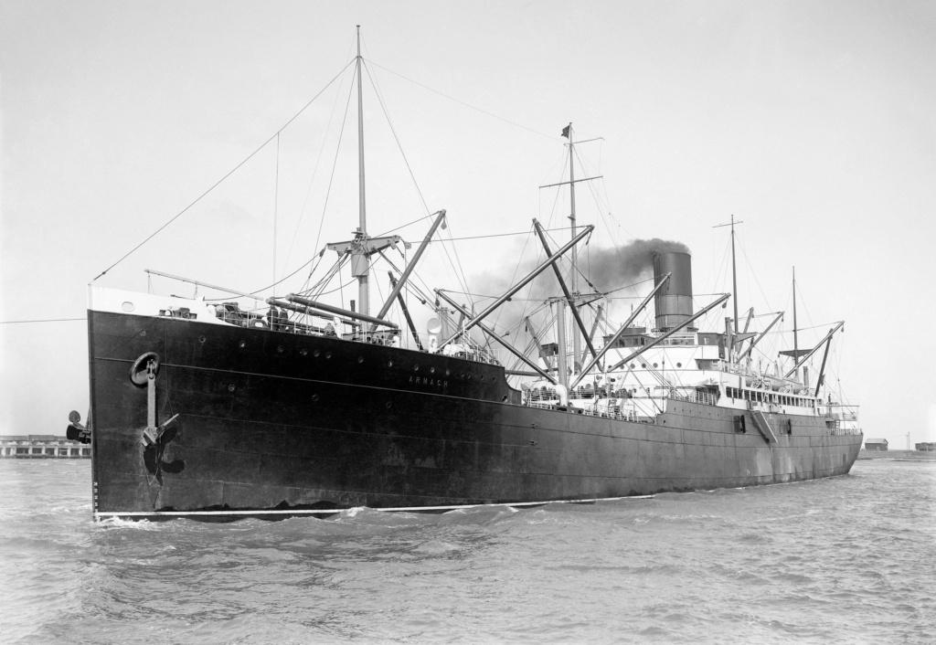 Photos General cargo avant 1940 (Plus 3000gt) 17 Armagh11