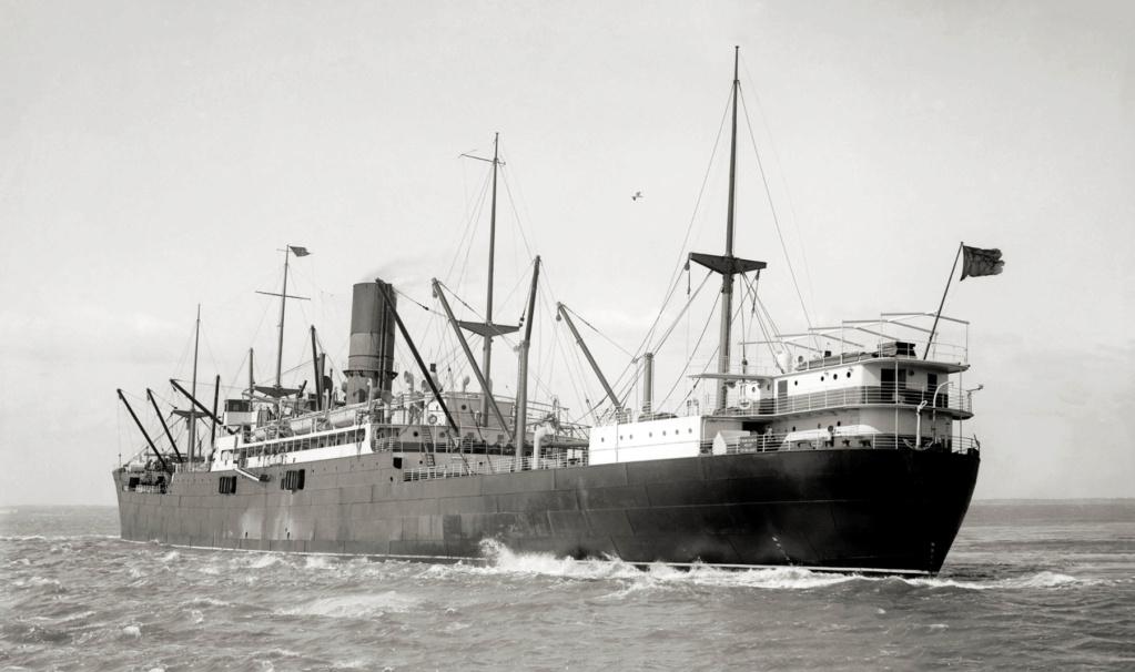 Photos General cargo avant 1940 (Plus 3000gt) 26 Armagh13