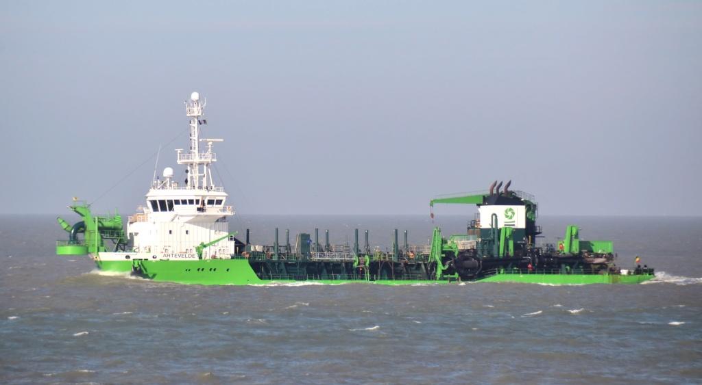 Photos des Navires Belge de la marchande,Fluviale et Pêche 1 Arteve10