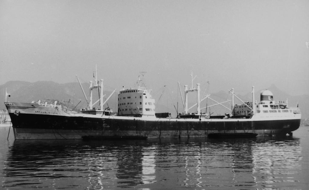 Photos Navires du monde construit entre 1950-1960 (6) Arthur10