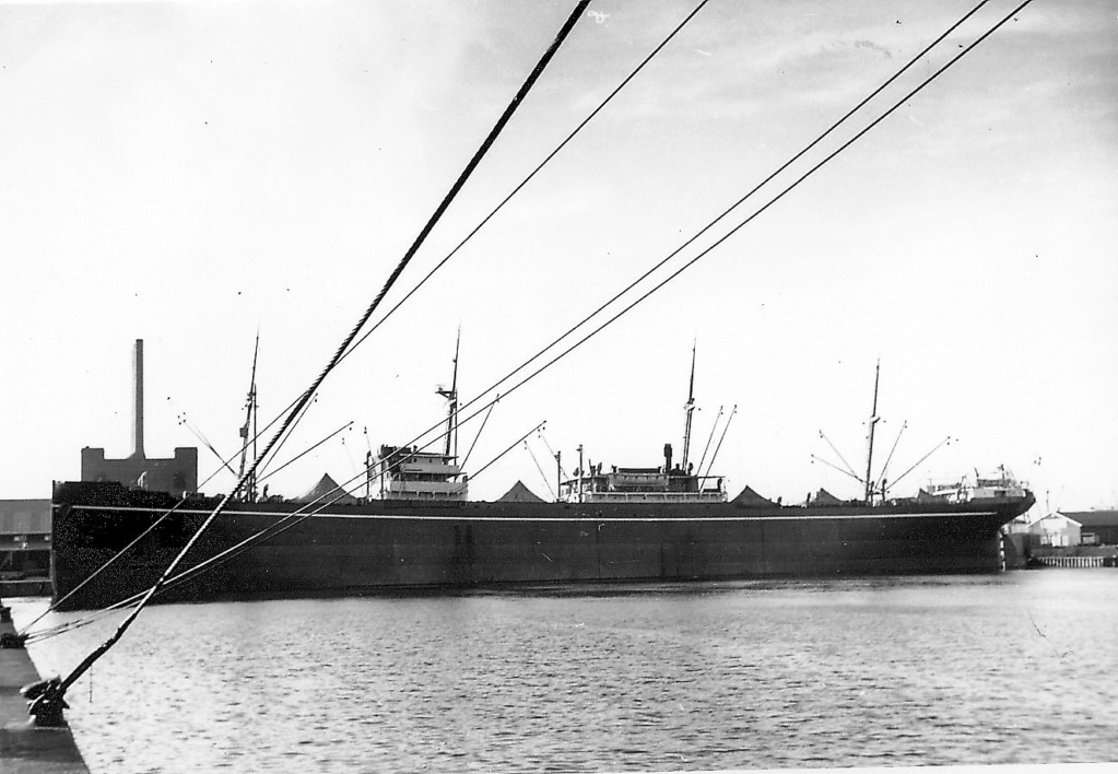 Photos General cargo avant 1940 (Plus 3000gt) 5  Asia_i10
