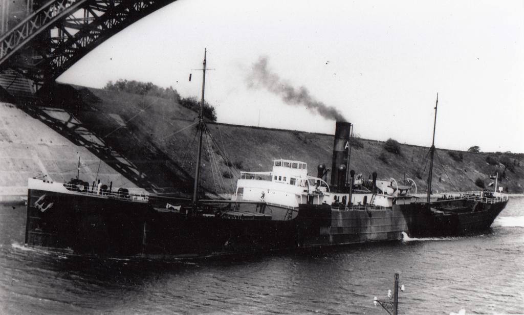 Photos General cargo avant 1940 (Plus 3000gt) 5  Asien_10