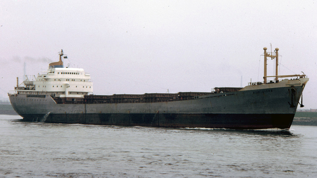 Photos Navires du monde construit entre 1950-1960 (3) Asmidi11