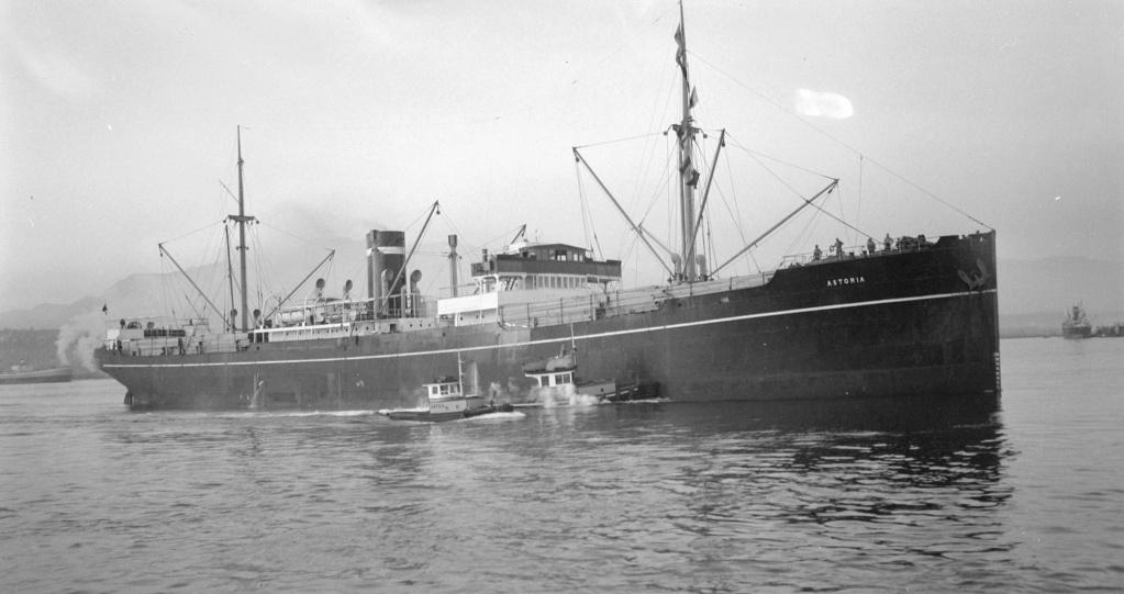 Photos General cargo avant 1940 (Plus 3000gt) 16 Astori11