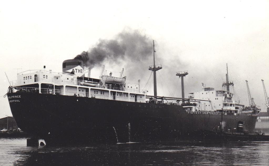 Photos Navires du monde construit entre 1950-1960 (6) Athelp12