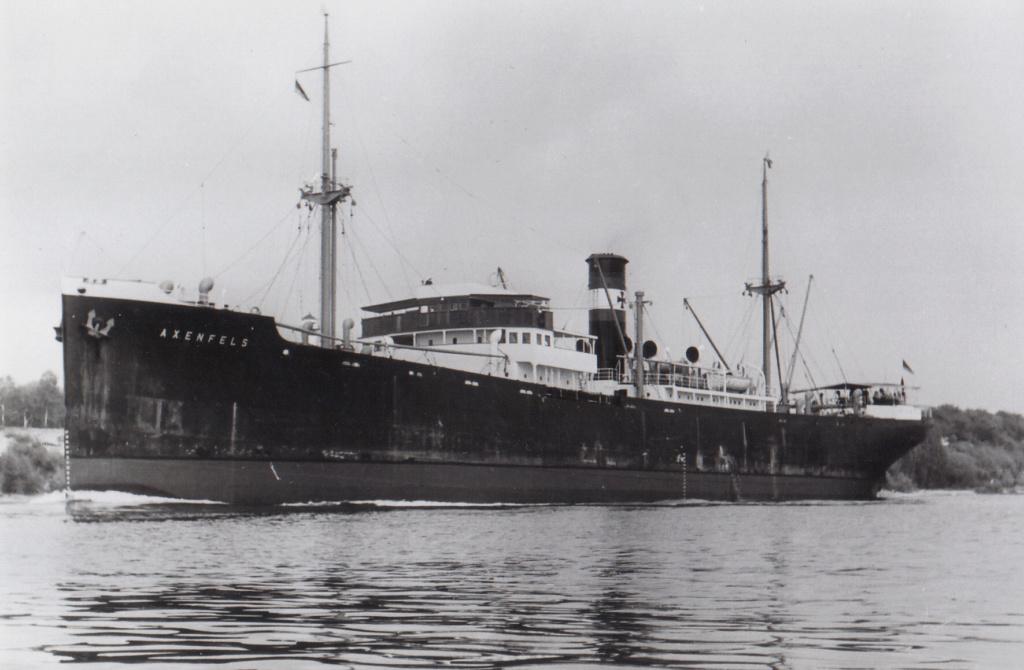 Photos General cargo avant 1940 (Plus 3000gt) 1  Axenfe10