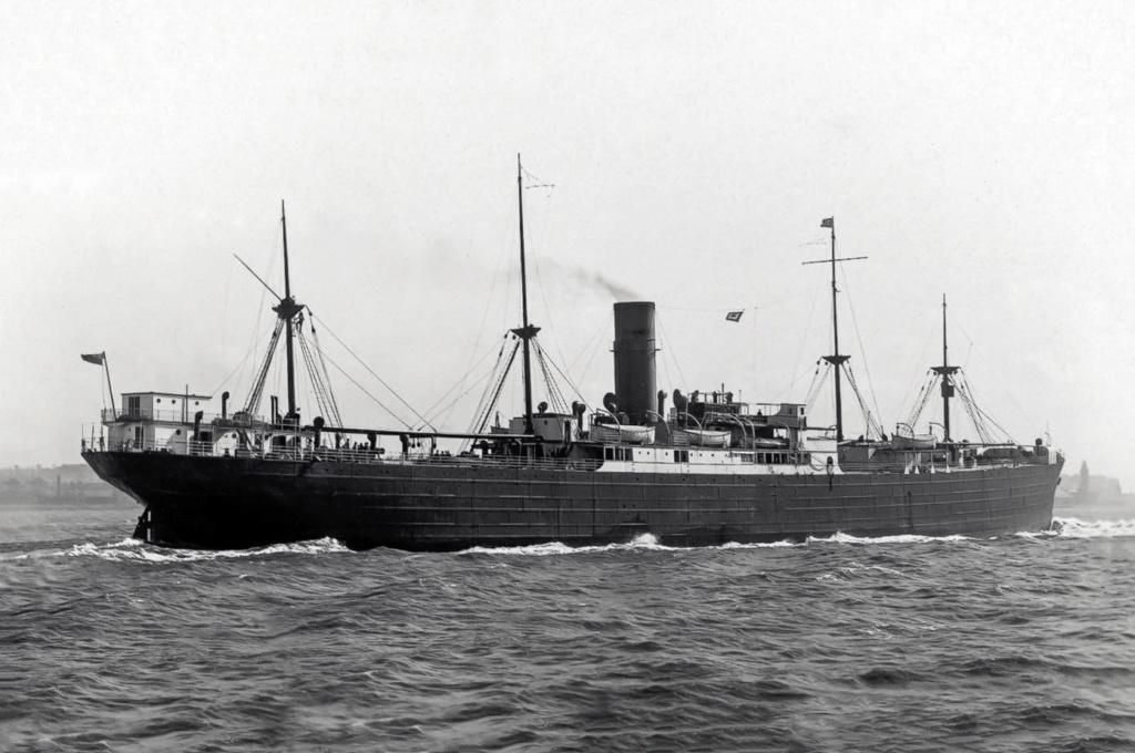 Photos General cargo avant 1940 (Plus 3000gt) 16 Ayrshi11