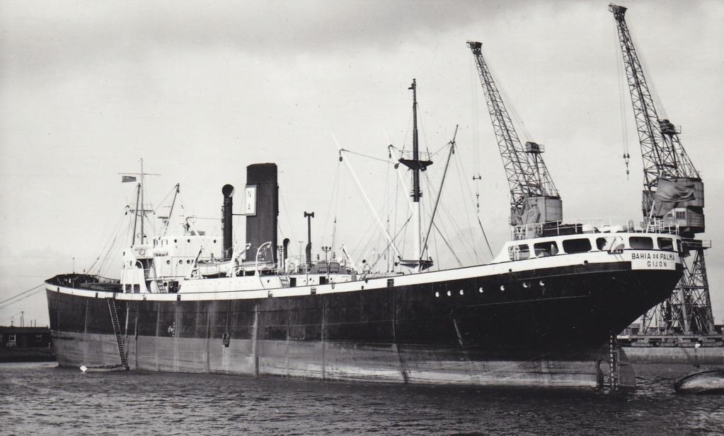 Photos General cargo avant 1940 (Plus 3000gt) 8 Bahia_10