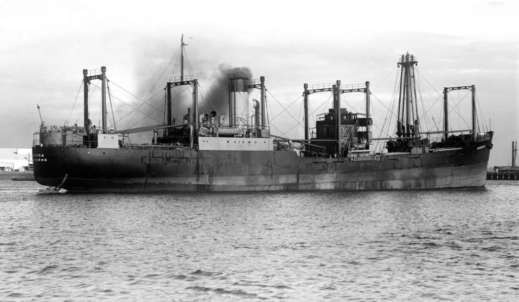 Photos General cargo avant 1940 (Plus 3000gt) 17 Baross10