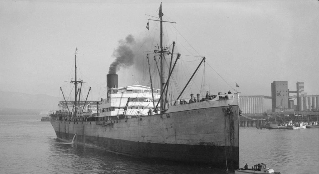 Photos General cargo avant 1940 (Plus 3000gt) 16 Batoe10