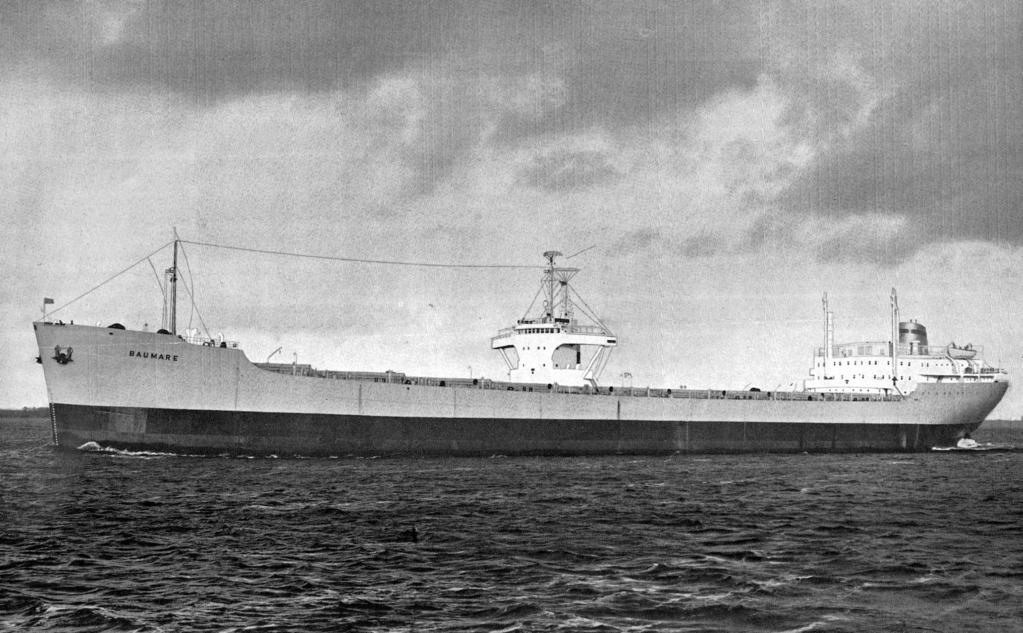 Photos Navires du monde construit entre 1950-1960 (3) Baumar10