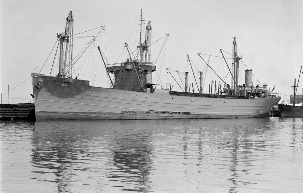 Photos General cargo avant 1940 (Plus 3000gt) 16 Beljea11