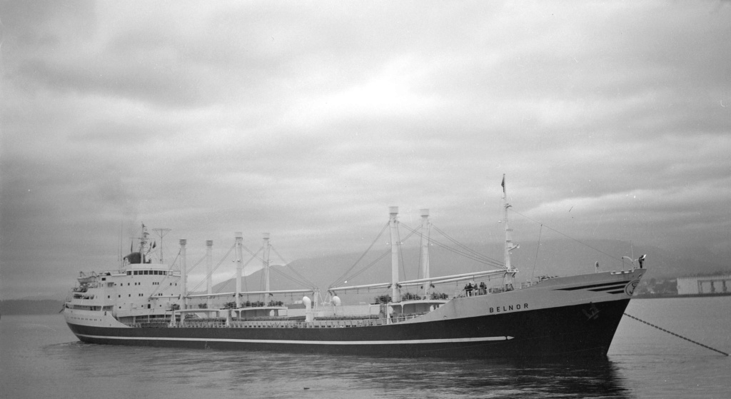 Photos Navires du monde construit entre 1950-1960 (2) Belnor10