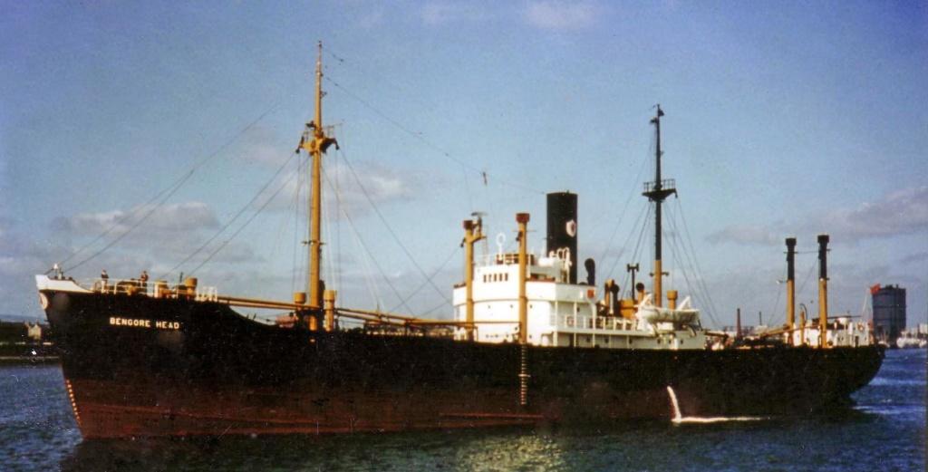 Photos General cargo avant 1940 (Plus 3000gt) 7  Bengor10