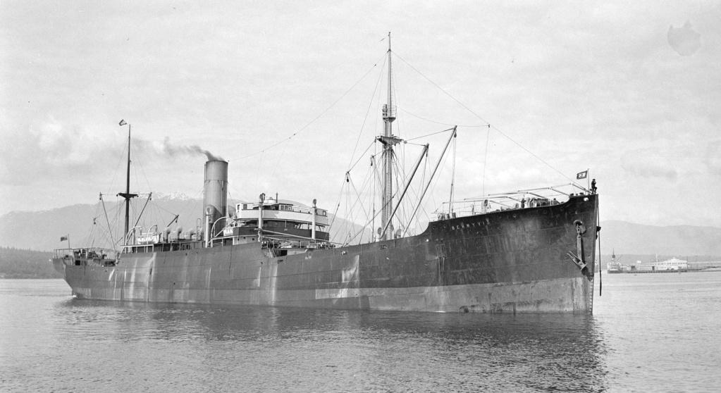 Photos General cargo avant 1940 (Plus 3000gt) 16 Benwyv10