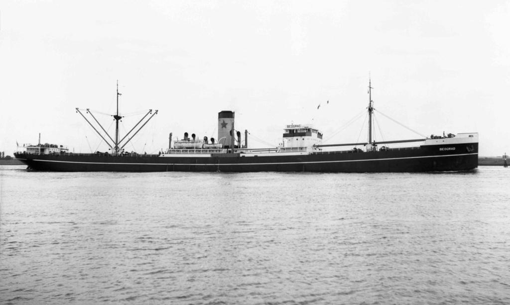 Photos General cargo avant 1940 (Plus 3000gt) 8 Beogra10