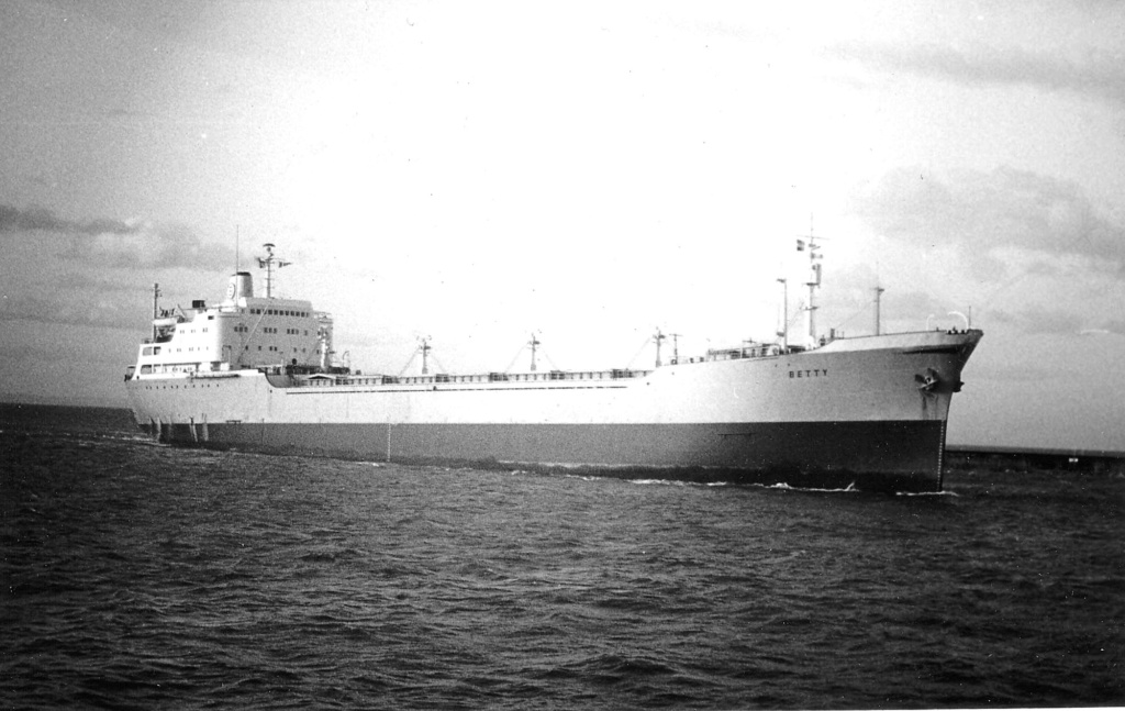 Photos Navires du monde construit entre 1950-1960 (7) Betty_10