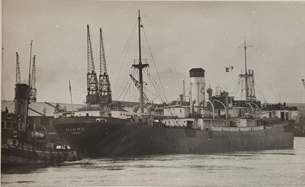 Photos General cargo avant 1940 (Plus 3000gt) 4 Bihac_10