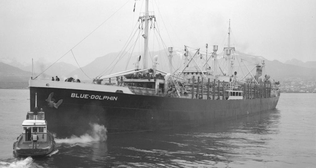 Photos General cargo avant 1940 (Plus 3000gt) 16 Blue_d11