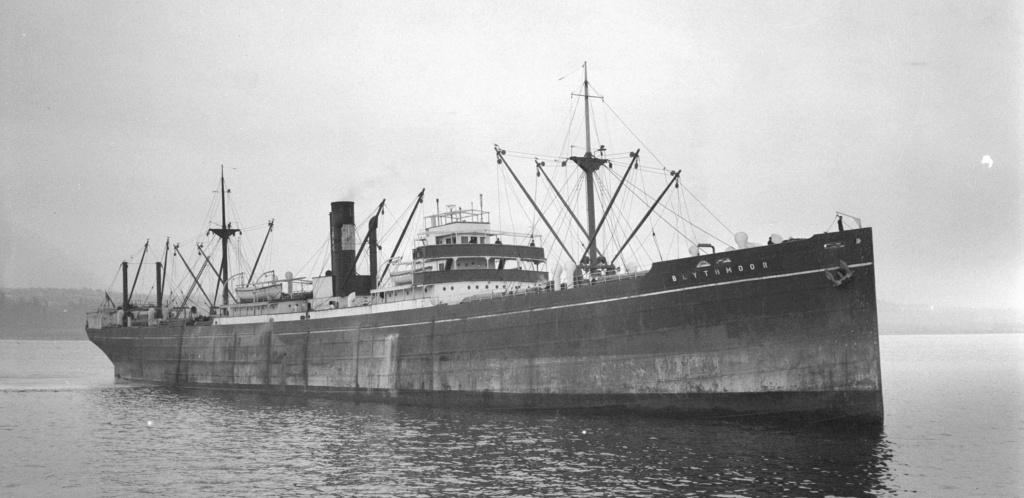 Photos General cargo avant 1940 (Plus 3000gt) 17 Blythm10