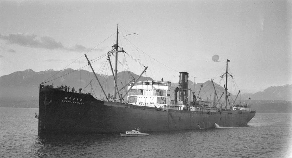 Photos General cargo avant 1940 (Plus 3000gt) 16 Bordea10