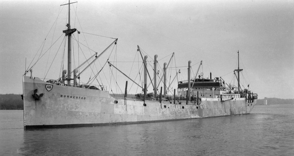Photos General cargo avant 1940 (Plus 3000gt) 13 Borges10