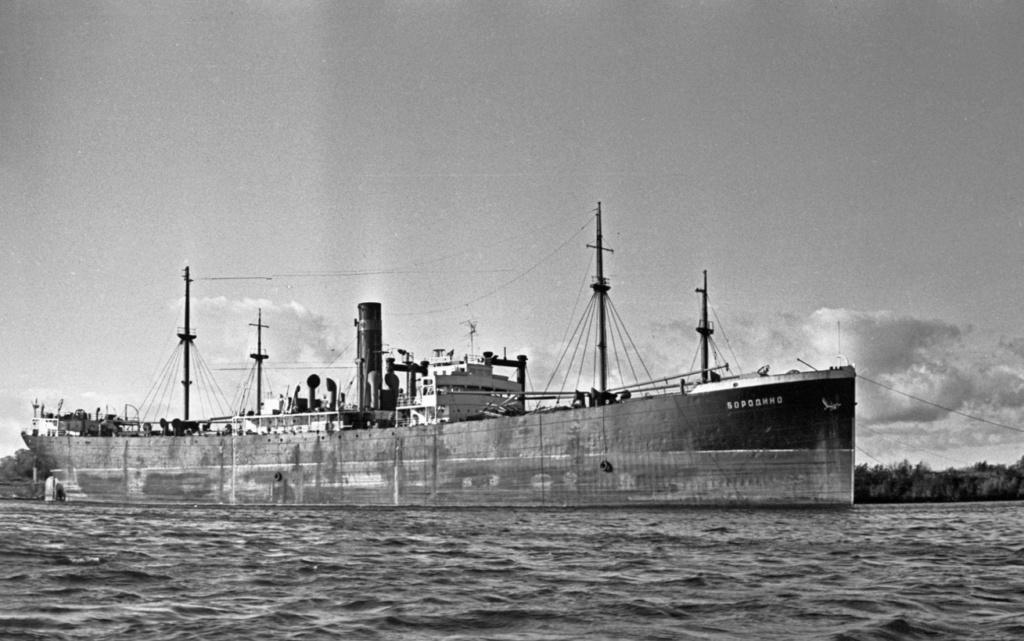 Photos General cargo avant 1940 (Plus 3000gt) 1  Borodi10