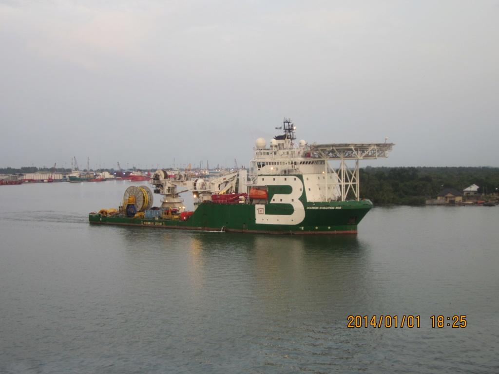 Photos de navires Luxembourgeois Armateur enre Belgique B 1 Bourbo14